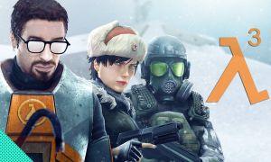 Игра «Half-Life» надеется на дату выхода 3 части