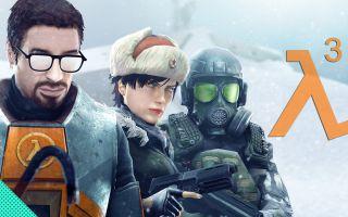 Дата выхода игры Half-Life 3
