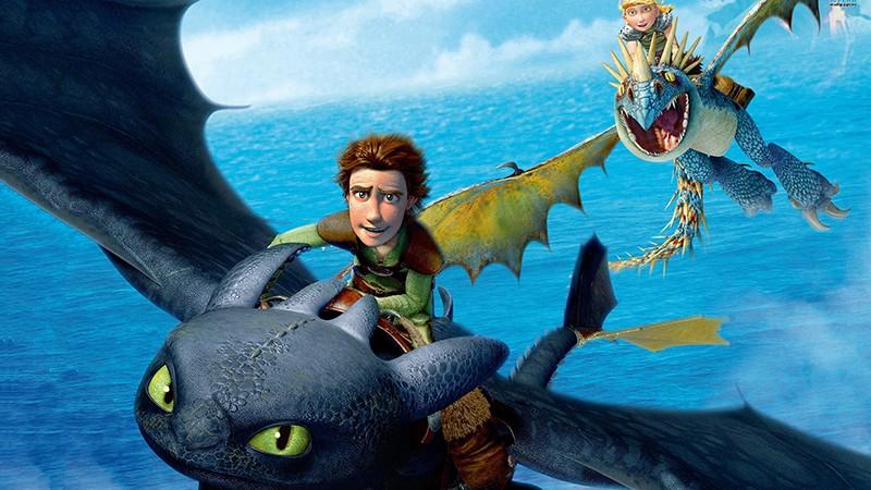 Как приручить дракона 4 мультфильм картинка