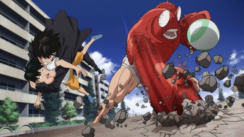 Ванпанчмен 3 сезон кадр из аниме