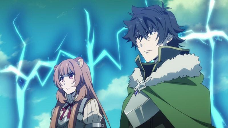 Восхождение героя щита 2 сезон аниме картинка