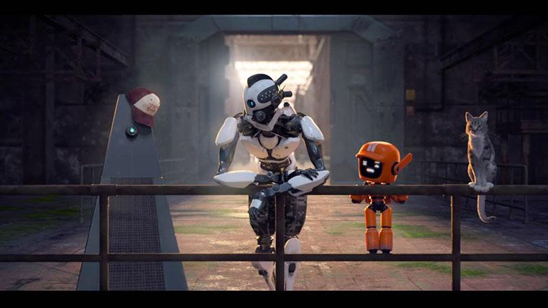 Любовь смерть и роботы 2 сезон сериала картинка