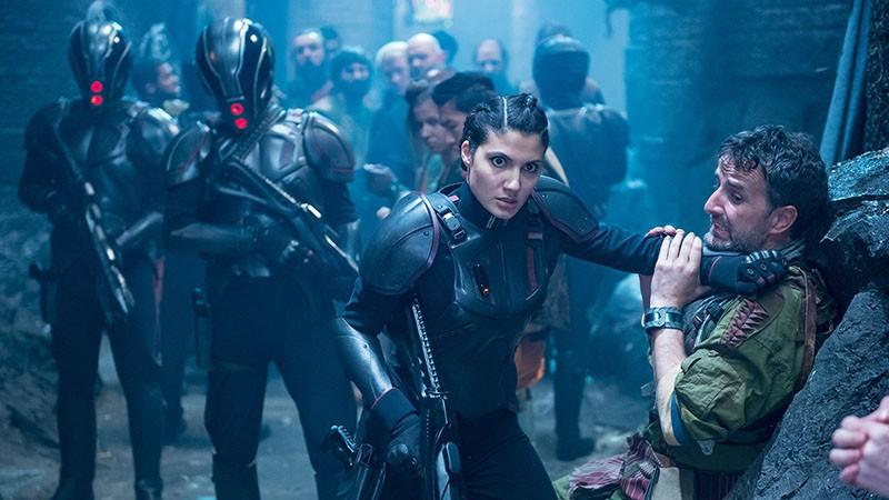 Криптон 3 сезон кадр из сериала