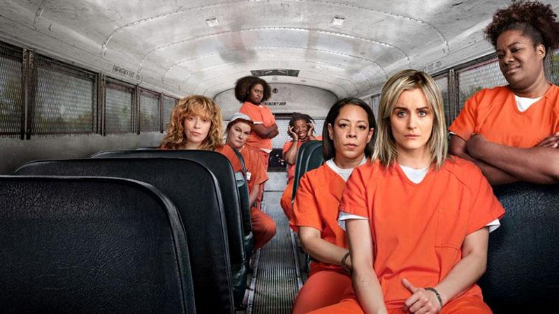 Оранжевый хит сезона 8 сезон кадр из фильма