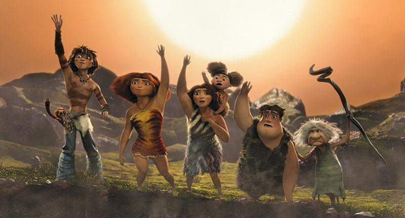 Семейка крудс 2 кадр из мультфильма