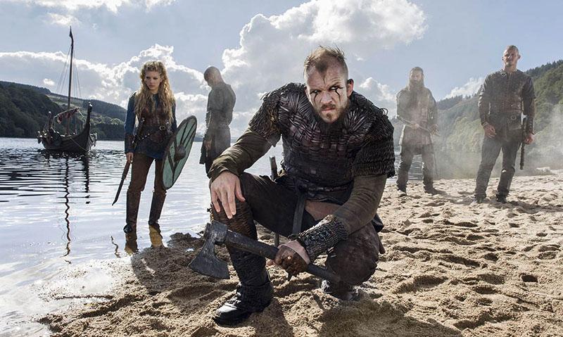 Викинги 6 сезон кадр из сериала
