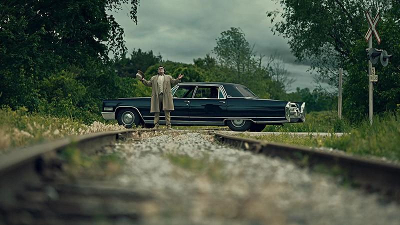Американские боги 3 сезон кадр из серии