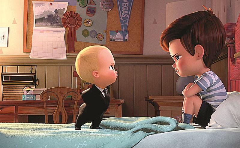 Босс молокосос 2 кадр кадр из мультфильма