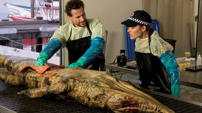 Доктор хэрроу 2 сезон кадр из сериала