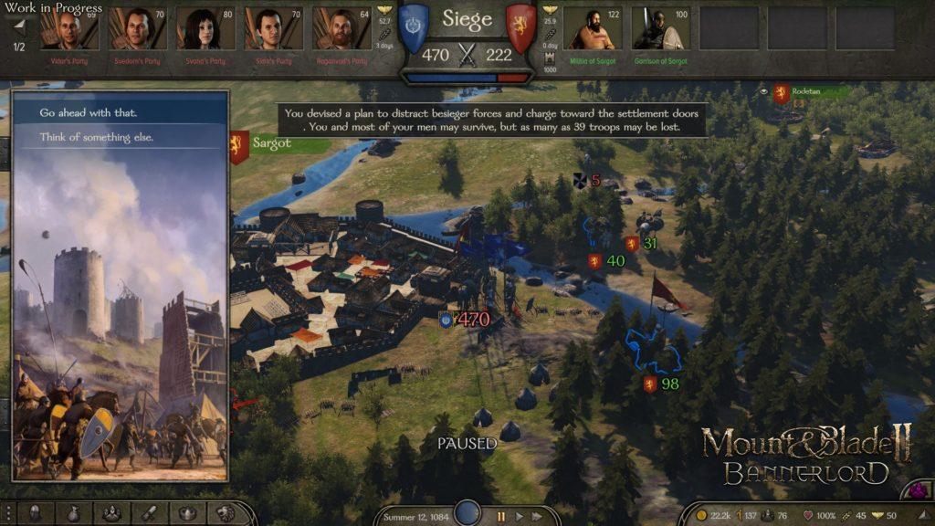 Когда выйдет игра Mount Blade 2: Bannerlord