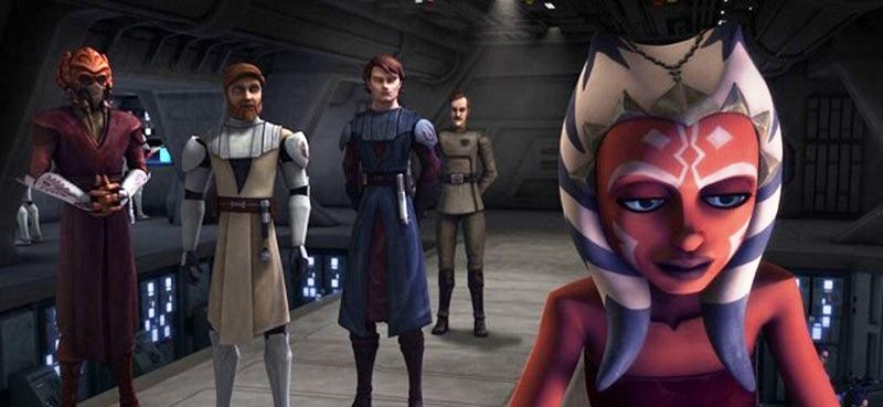 Когда же выйдет мультсериал Звездные войны: Войны клонов 7 сезон