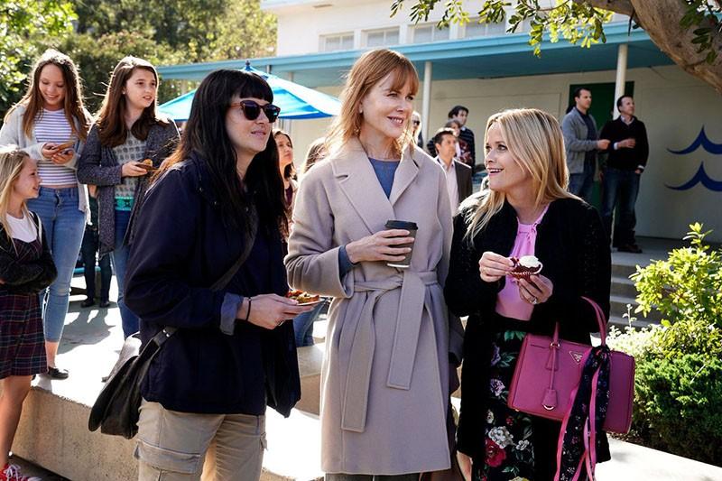 Большая маленькая ложь 3 сезон кадр кадр из сериала