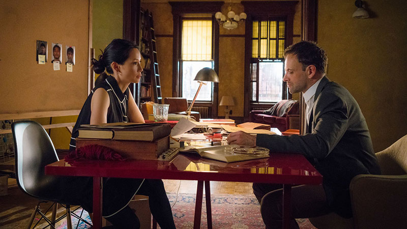 Элементарно 8 сезон кадр из серии