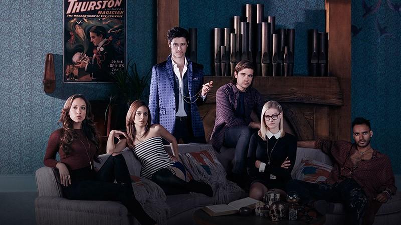 Волшебники 5 сезон сериал картинка