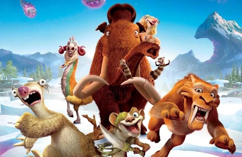 Ледниковый период 6 кадр кадр из мультфильма