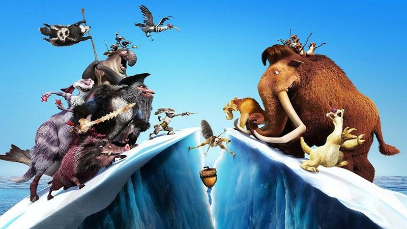 Ледниковый период 6 мультфильм картинка