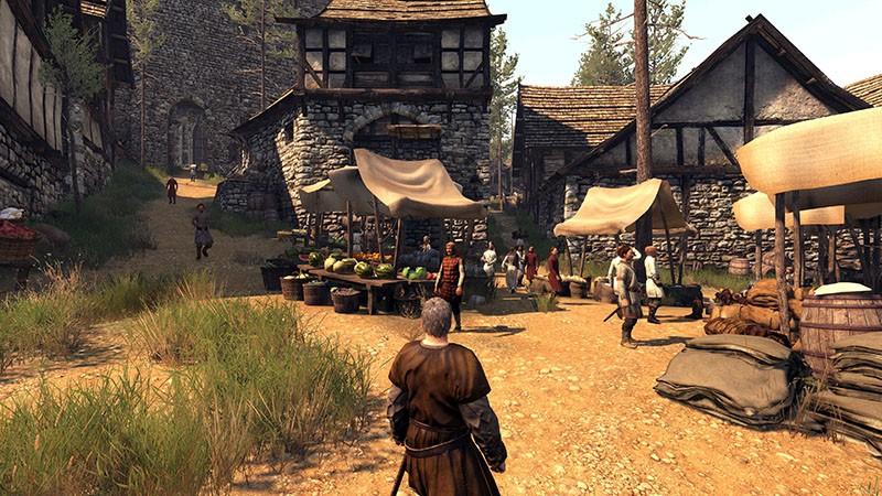 Mount Blade 2: Bannerlord игра картинка