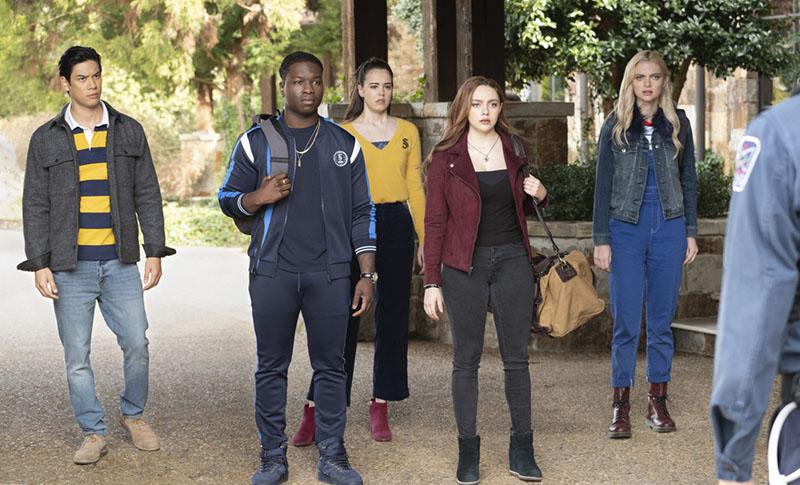 Наследие 2 сезон кадр из серии