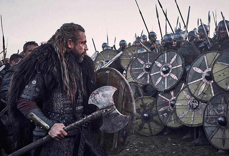 Последнее королевство 4 сезон кадр из серии