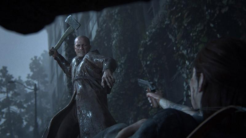 The Last of Us Part II игра картинка