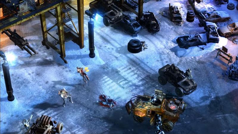 Wasteland 3 игра картинка