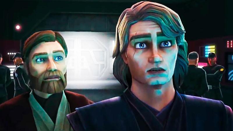 Звездные войны: Войны клонов 7 сезон мультфильм картинка