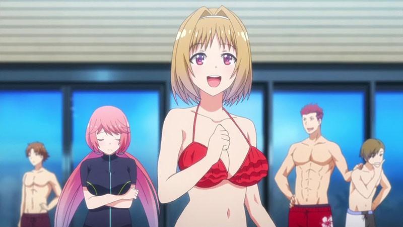 Добро пожаловать в класс превосходства 2 сезон кадр из аниме