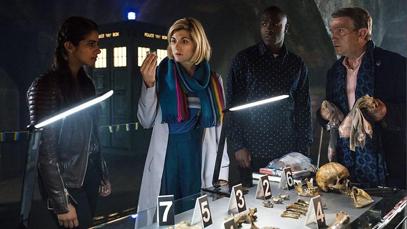 Доктор Кто 12 сезон сезон сериал картинка