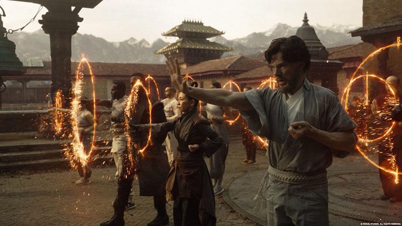 Доктор Стрэндж 2 кадр из фильма