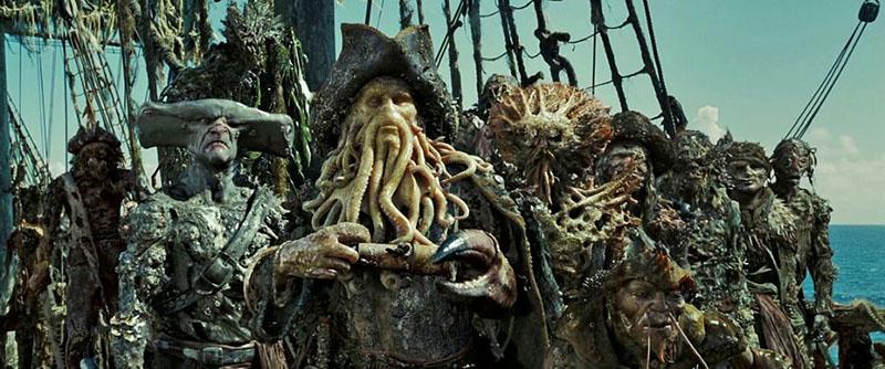 Пираты Карибского моря 6: Сокровища потерянной бездны фильм картинка