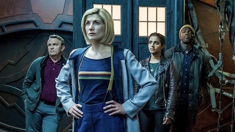 Доктор Кто 12 сезон кадр из сериала