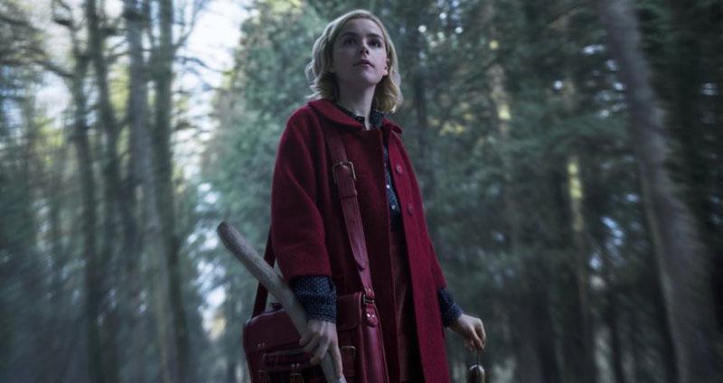 Леденящие душу приключения сабрины 3 сезон кадр из сериала