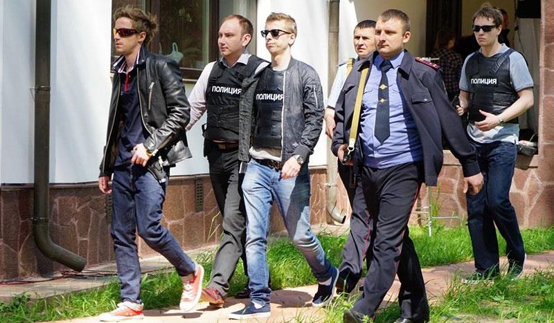 Полицейский с рублевки 5 сезон кадр из серии
