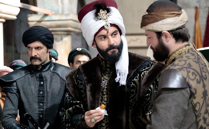 Султан моего сердца 2 сезон сериал картинка