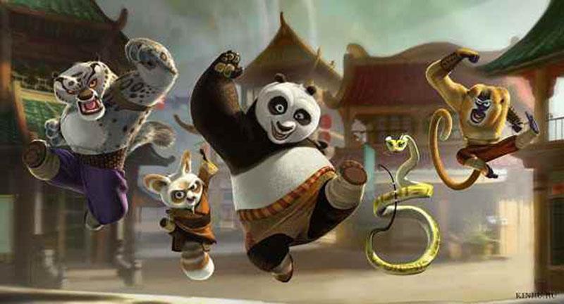 Когда же выйдет мультфильм Кунг-фу Панда 4