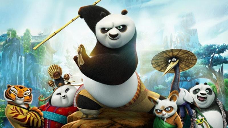Кунг-фу Панда 4 кадр из мультфильма