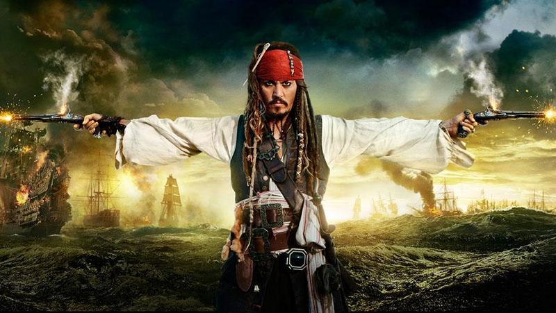 Пираты Карибского моря 6: Сокровища потерянной бездны кадр из фильма