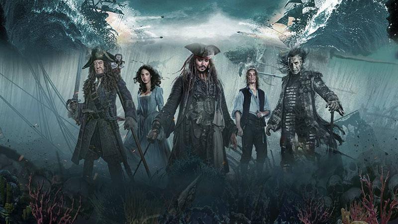 Когда же выйдет фильм Пираты Карибского моря 6: Сокровища потерянной бездны