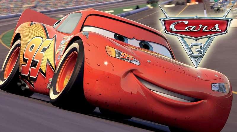 Тачки 4 кадр из мультфильма