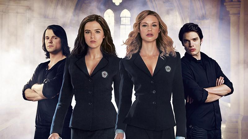 Академия вампиров 2 кадр из фильма