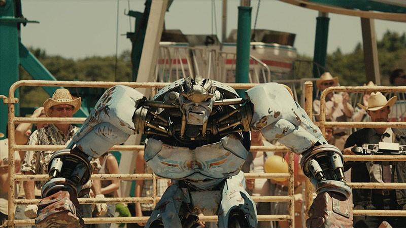 Живая сталь 2 кадр из фильма
