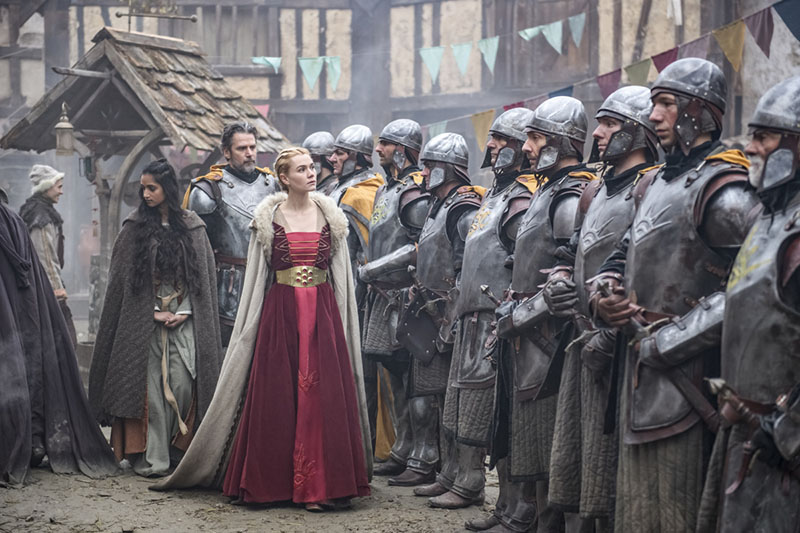 Аванпост 3 сезон кадр из сериала