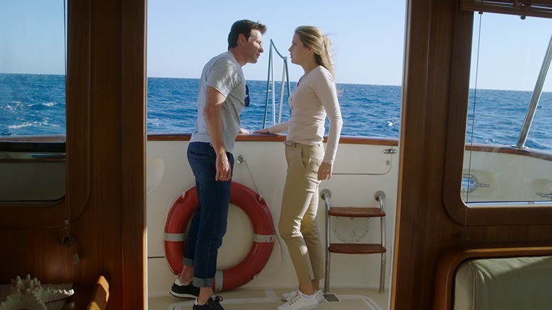 Капитанша 3 сезон кадр из сериала