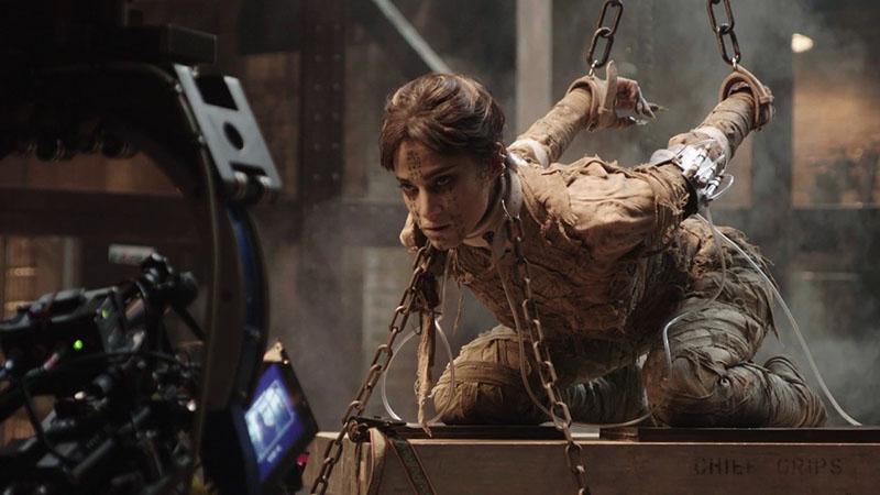 Мумия 2 с Томом Крузом кадр из фильма