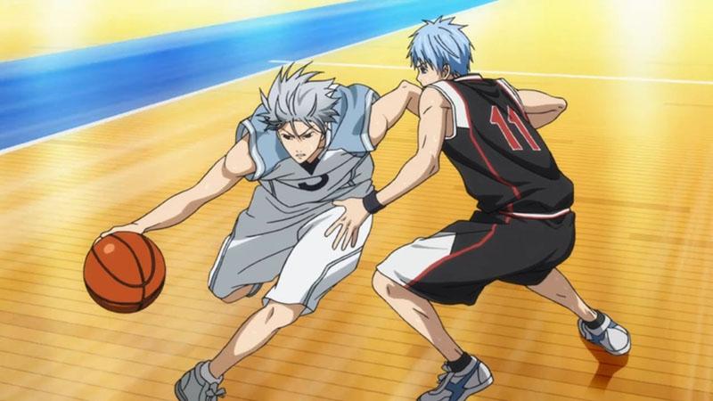 Баскетбол Куроко 4 сезон кадр из серии