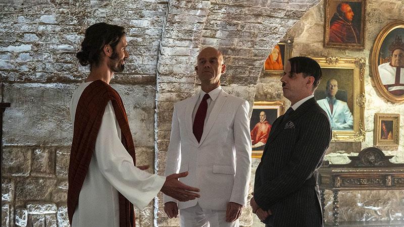 Проповедник 5 сезон кадр из серии