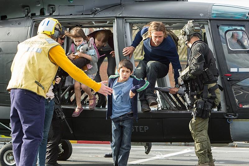 Будет ли выход фильма Война миров Z 2 в России