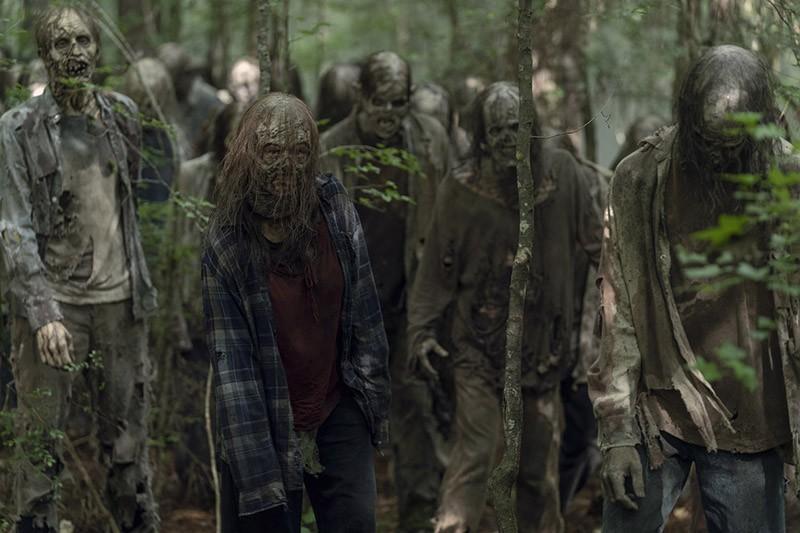 Будет ли выход сериал Ходячие мертвецы 11 сезон в России