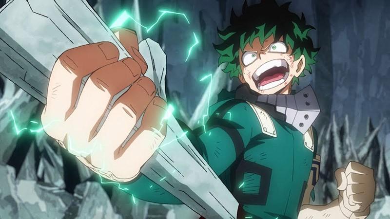 Когда точно выйдет аниме Моя геройская академия 4 сезон