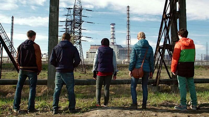 Чернобыль. Зона отчуждения 3 сезон кадр из 1, 2, 3 серии